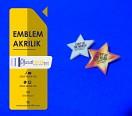 PIN Akrilik